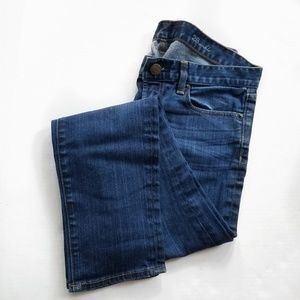 J.Crew Ankle Toothpick Denim Skinny Jeans 28